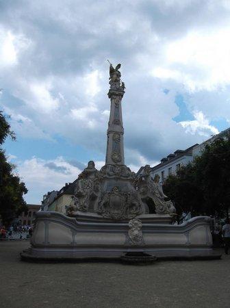 Kornmarkt statue