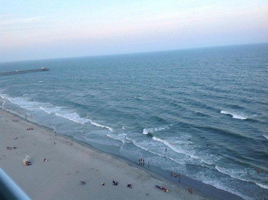 Sands Ocean Club Resort: North view