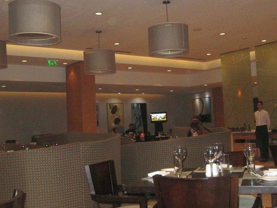 InterContinental Mendoza: Restaurant y lugar del desayuno