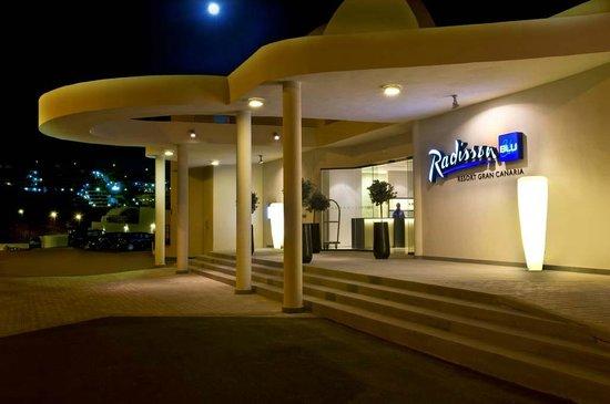 Radisson Blu Resort, Gran Canaria: Entrada Principal