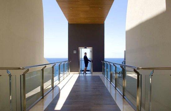 Radisson Blu Resort, Gran Canaria: Ascensor Panoramico