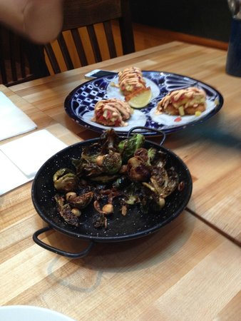 Lolo: Fried Brussel Sprouts