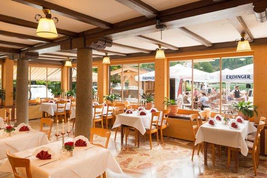 Hotel Königssee: Hotelrestaurant