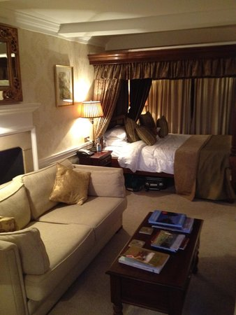 Cavendish Hotel: Our room