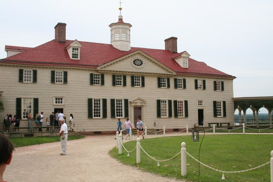 George Washington's Mount Vernon: George Washington home
