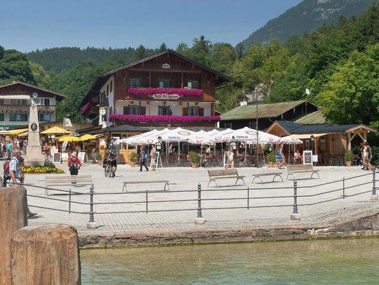 Hotel Königssee: Außenansicht