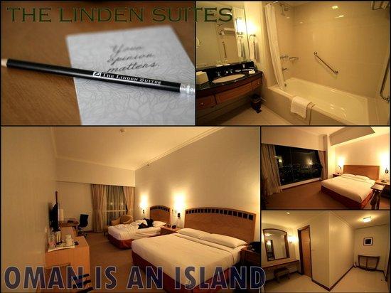 The Linden Suites : Cozy Rooms