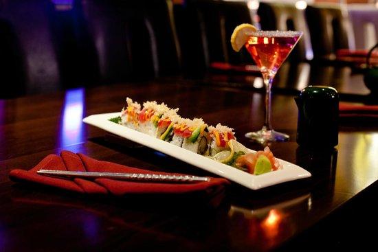 Rangetsu: Sushi