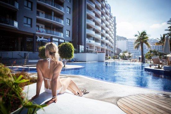 Radisson Blu Resort, Gran Canaria: Piscina Climatizada