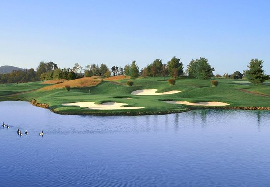 Urbana, MD: Worthington Manor's Signature Hole #6