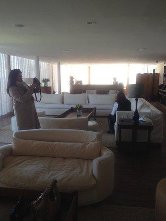 Hotel Fasano Punta del Este: foto do lounge