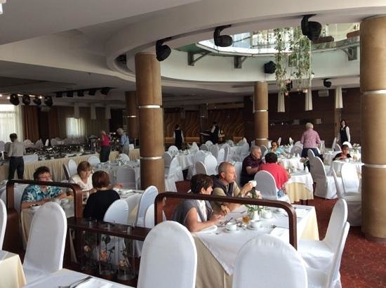 Ambassador Hotel: le restaurant