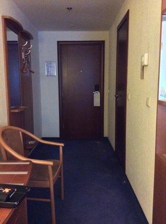 Ambassador Hotel: entrée de la chambre