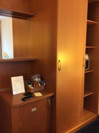 Ambassador Hotel: la chambre