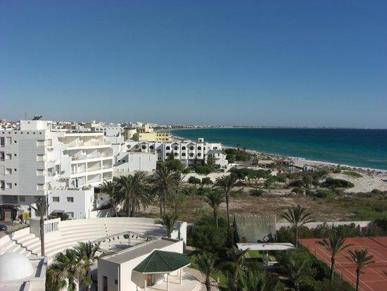 IBEROSTAR Royal El Mansour & Thalasso: vista dalla camera