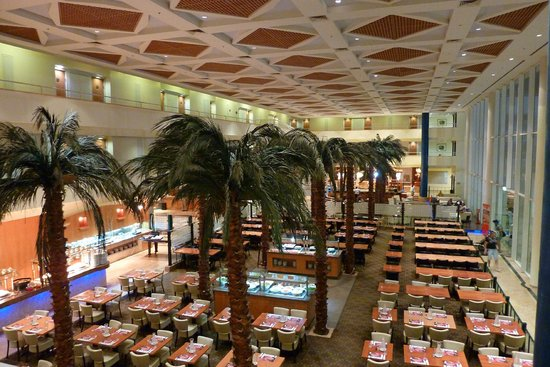 Leonardo Royal Resort Hotel Eilat : Dinning room