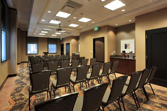Residence Inn Omaha Downtown/Old Market Area : Flexible Meeting Space, Theater Style
