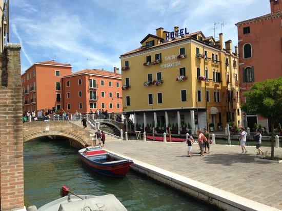 Arlecchino Hotel: Hotel Arlecchino Venice Italy