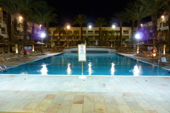 Leonardo Royal Resort Hotel Eilat : Pool Area