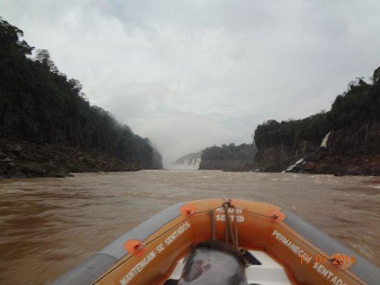 Macuco Safari: Barco