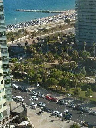 Hilton Diagonal Mar Barcelona: Harbor