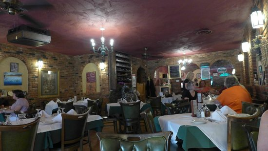 La-Conca-D'oro: Main dining room is easy to enjoy