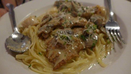 La-Conca-D'oro: White sauce