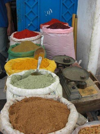 Iberostar Royal El Mansour : spezie al mercato