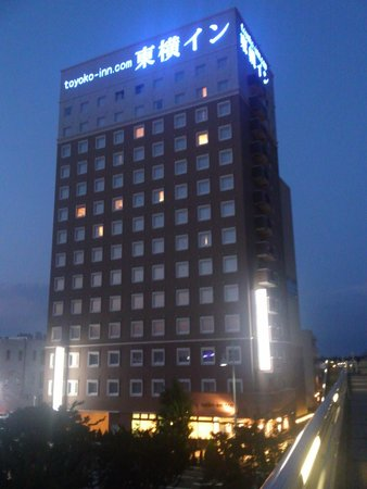 Toyoko Inn Tsukuba Express Moriya ekimae: 外観