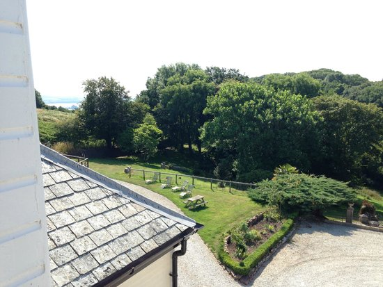 Friary Manor Hotel : View from the twin room