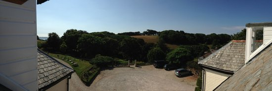 Friary Manor Hotel: View from the Hotel (Panorama)