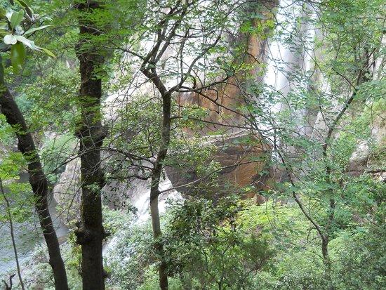 Piscia di Gallu: Cascata