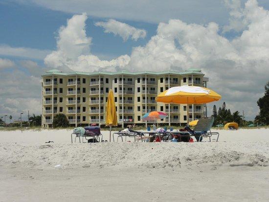Penthouse Treasure Island Florida