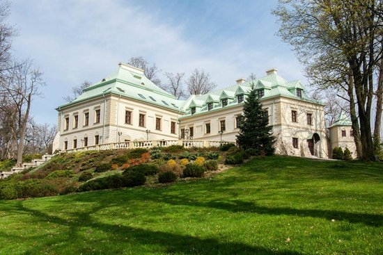 Manor House Spa   Odrowazow Palace: Pałac Odrowążów