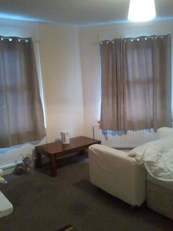 Great Western Hotel : Double room