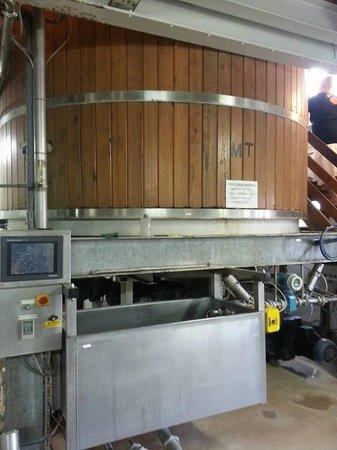 Ringwood Brewery: A rather big tub :-)