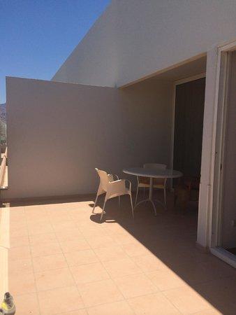 Isrotel Royal Garden : балкон