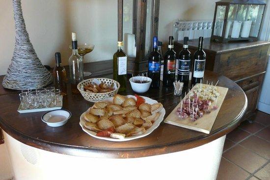 La Certaldina - Weinprobe