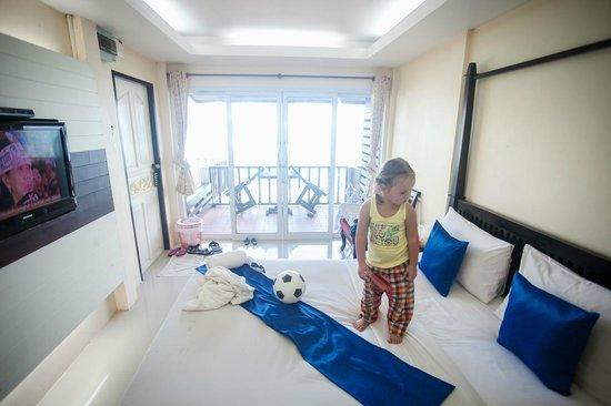 Vimarn Samed Resort : В номере