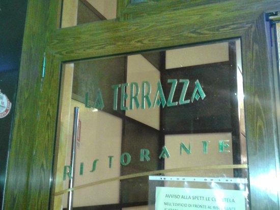 ingresso - Foto di La Terrazza, Mercato San Severino - TripAdvisor