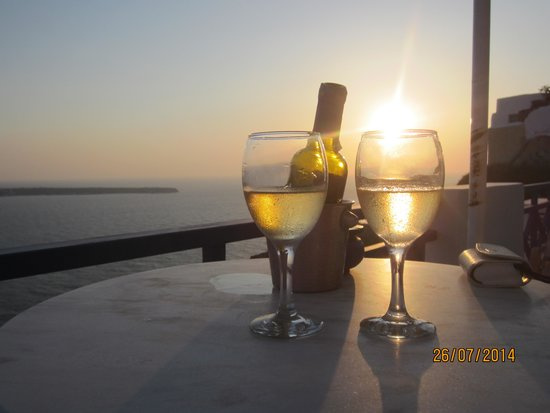 Esperas: sunset et apéro