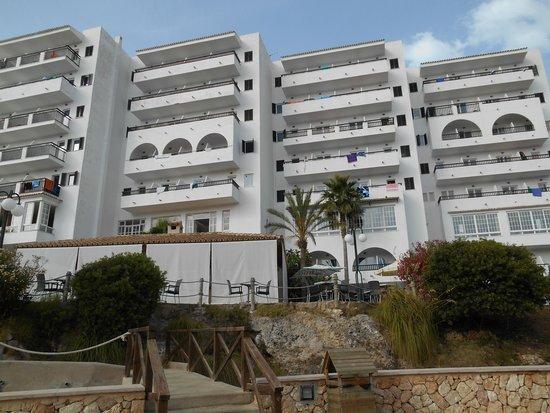 Barcelo Ponent Playa: Bonita fachada