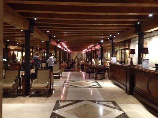 Hilton Molino Stucky Venice Hotel: Hotel check in