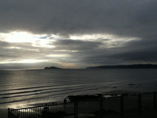 Portmarnock Beach: Sunset