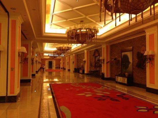 Huasheng Jiangquan City Hotel : amazing hotel