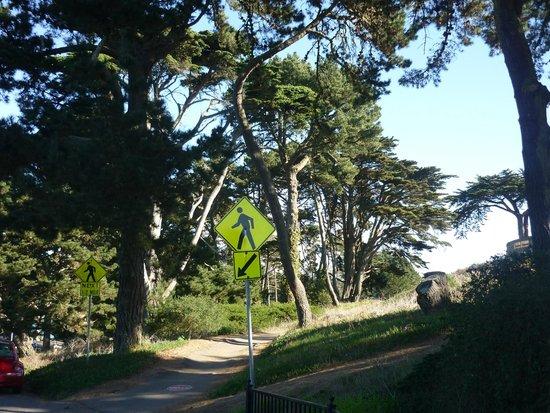 Lands End : Дорога на край земли