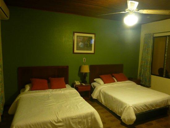 Tilajari Hotel Resort: Vista dentro de la habitación