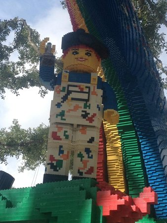 LEGOLAND Florida Resort: here and there