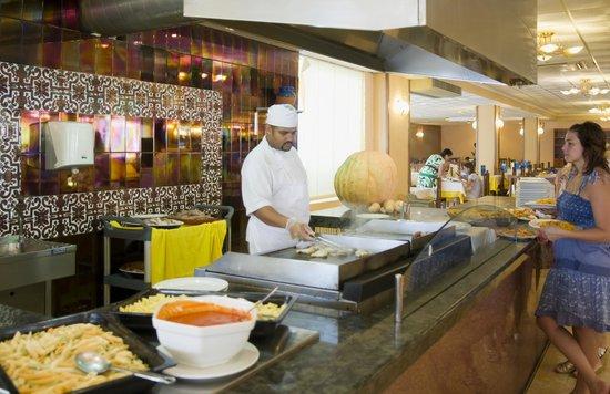 Hotel Best Cap Salou : Restaurante Best Cap Salou