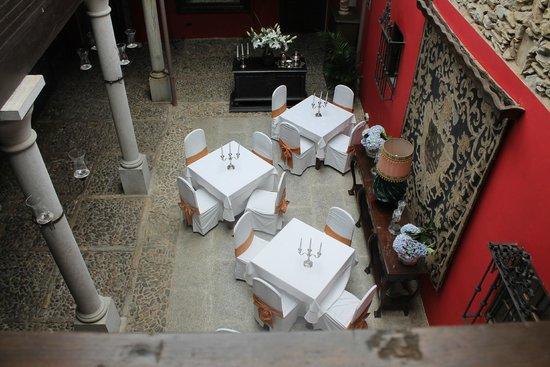 Palacio Conde de Toreno: Patio interior